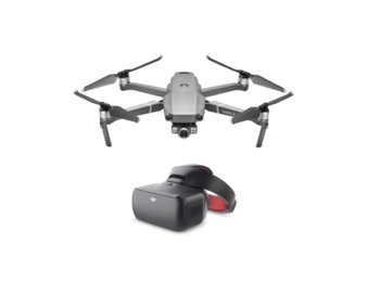 Квадрокоптер DJI Mavic 2 Zoom & DJI Goggles RE