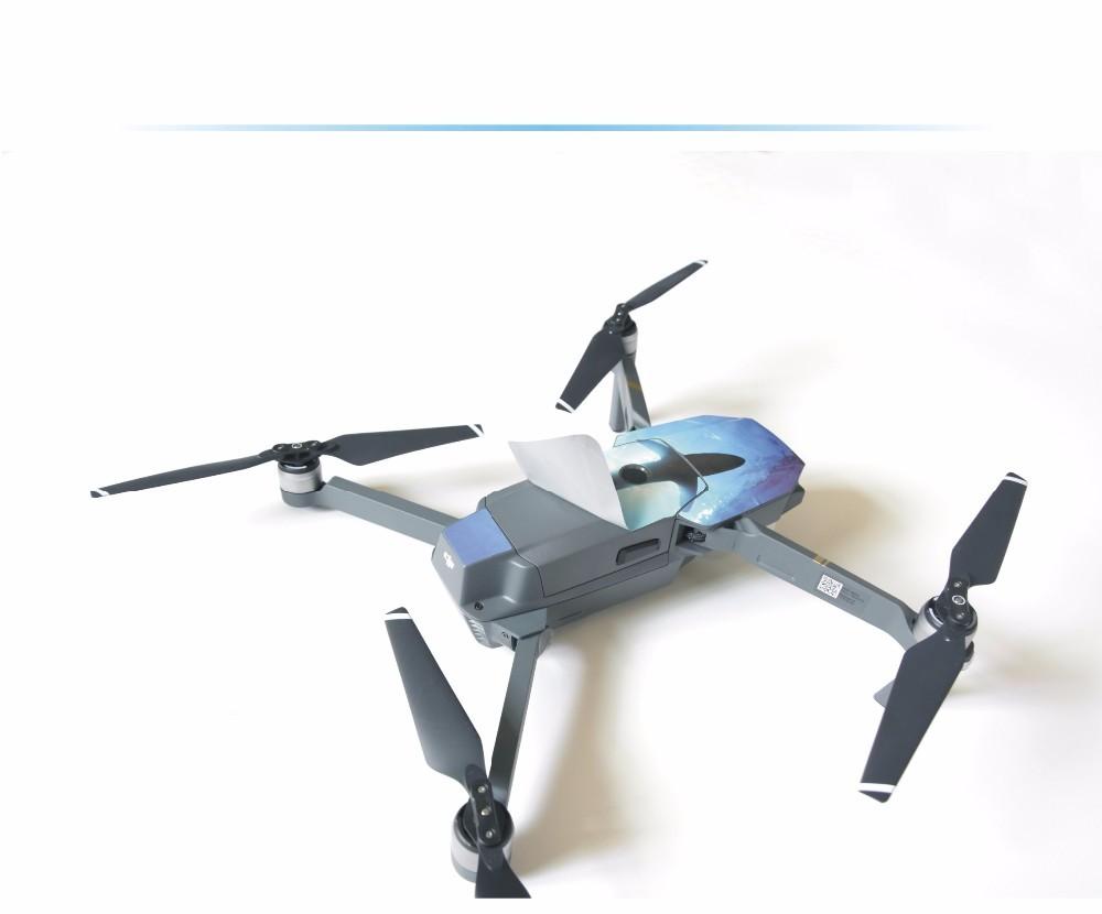 Комплект наклеек к дрону mavic очки виртуальной реальности на android