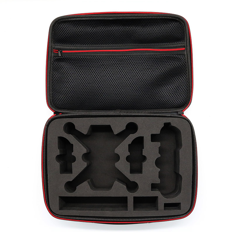 Черный кейс для квадрокоптера спарк dji фантом 3